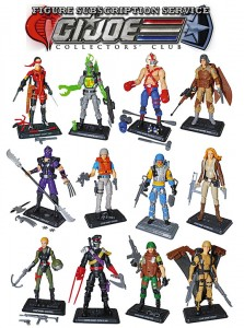 gijoe collectors club figure subscription service 12 figures 223x300 The JoeDeclassified/JoeCustoms Ultimate Custom Contest!